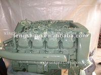 mercedes benz truck OM442 new engine