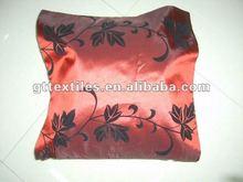 taffeta flocking cushion use home sofa