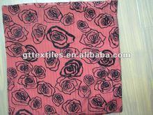 Fashion Square Color Deterioration Fabric Cushions