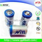 ER14250 1/2AA 3.6V LiSOCL2 lithium batteries used for gas water meters (ER14505/ER14335/ER34615/ER26500)
