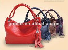 Handcrafted fashion designer lady handbag