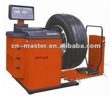 wheel balancing machine price best MST-448 wheel alignment and balancing machine with pb wheel balance weight
