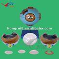 La norma iso amplificada modelo de globo ocular, modelo de ojo humano
