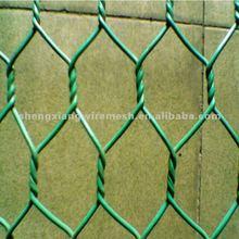 anping pvc coated hexagonal wire netting mesh