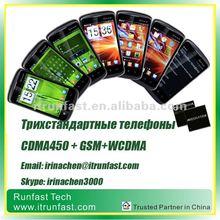 GSM CDMA450 Mobile Phone with Java Bluetooth Camera mobile of china