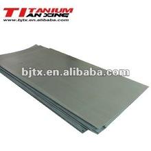 2012 HOT SALE Gr1 titanium plate for heat exchanger