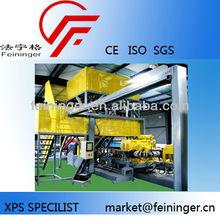 CO2- XPS Foam Board Production Line, styrofoam making machine