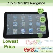 7 inch Windows CE 6.0 Car GPS Navigation