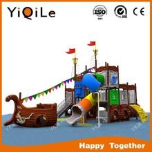 YQL pirate ship playground equipment forest Series
