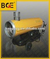 50kw energy kerosene insutrial oil air heater