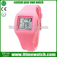 itimewatch simple digital watch low moq
