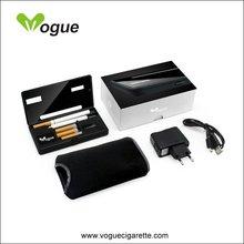 Vogue unique design partable charge case PCC E 180mAh e cig battery and 900 PCC charger capacity e cig