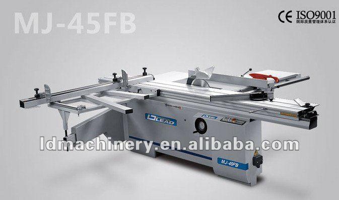 precision woodworking machine table saw MJ-45FB