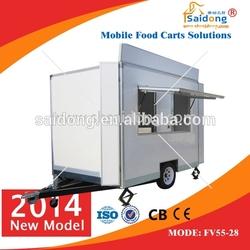 2014 New Hot Australian Mobile Food Van,food vending carts