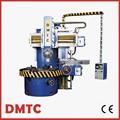 C5126 máquina del torno de metal Vertical para la fabricación de ruedas de coche