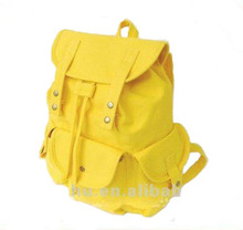 2012 hot new fashion leisure backpack bags for girl