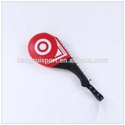 artificial leather Taekwondo single target