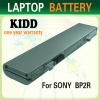 replacement laptop battery SONY PCG-5316 PCG-Z600LEK VAIO PCG-R505 VAIO PCG-R505 Series for sony VGP-BP2R CL505S-851