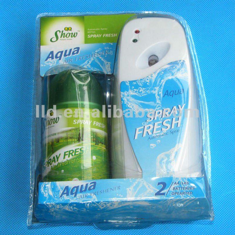 502027 Promotional fragrance for toilet freshener