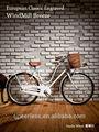 "26"" clássico europeu de bicicleta/tradicional bicicleta/retro bicicleta"