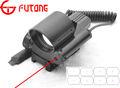 Rifle ft-13l multi- vista retículo( w/laser vermelho)( w/21mm montagem) riflescope optical red dot sight