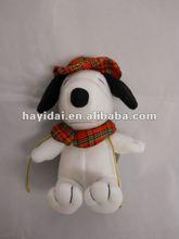 snoopy dog animal plush toy