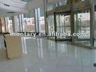 Shiny Pure White Marble Floor Tiles