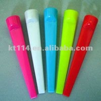 customized logo colorful flat plastic golf tees