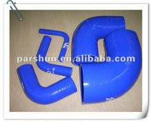 High pressure 90 degree silicone coupler