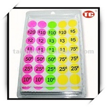 Suitable for Students Self-Adhesive Note Label