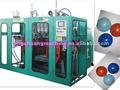 Automática de soplado máquina de moldeo por -- en el mar de plástico bola que hace la máquina