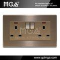 MGA q7l Serie küche steckdose mit schalter