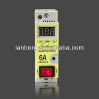 smart circuitb reaker power circuit breaker with LED display