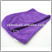 Microfiber quick dry high quality hair turban