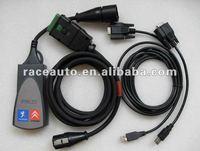 2014 Best price hot sale Citroen Peugeot lexia3 Diagnostic Tool pp2000 diagbox