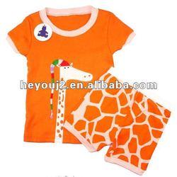 Fantastic Best price 100% cotton printed kids cotton pajamas