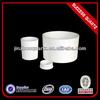 different sizes round/flat bottom quartz crucible