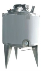 glycol jacket conical fermenter