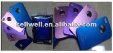 Wholesale - New Rilakkuma C-19 PC+aluminum 3D Cute Cartoon Case Cover for 100pcs/lot phone 4 4S Free shipping 50pcs/lot