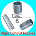 tubos de acero tubo de montaje del pezón