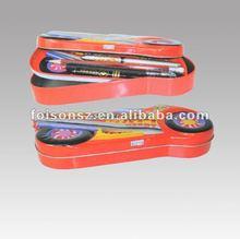 motorcycle pencil case