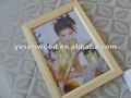 la imagen de madera marco de fotos con alta calidad