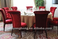 CH-CH053 Banquet furniture , banquet table with 8 chair