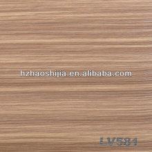 PVC wood grain decorative sheet