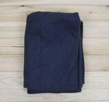 Black Polar Fleece Travel Rug/Blanket(KN-BL-39)