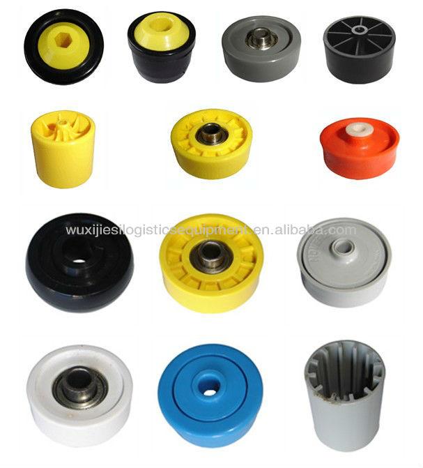 JS Small plastic wheel, Portable PP wheel, Skate wheel rail accessory