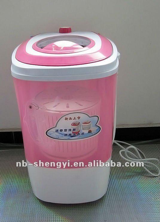 La mini machine laver 2 5kg avec le dessiccateur b b - Mini machine a laver essoreuse ...