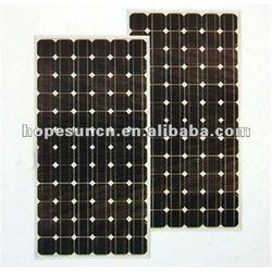 130W 140W 150W mono solar panel product