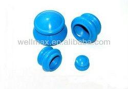 4 cups rubber massager