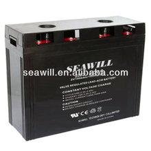 Solar Gel valve regulated battery 2v 1000Ah